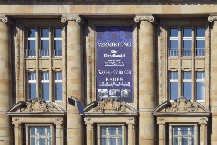 Vermietung vom Bank Palais am Tröndlingring