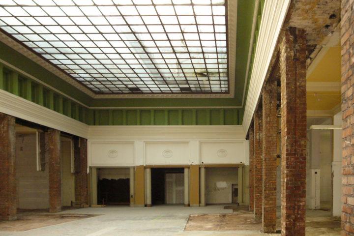 Innenansicht Bank Palais am Tröndlingring