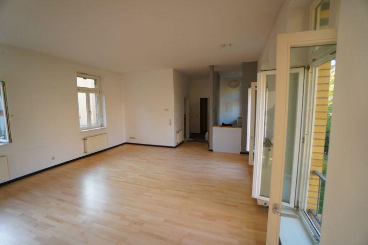 Wohnzimmer Kutscherhaus Alte Straße Leipzig
