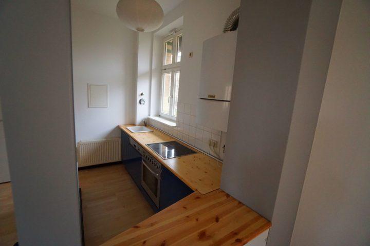 Einbauküche im Kutscherhaus Alte Straße Leipzig