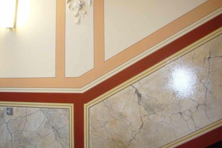 Details Hausflur Villa Schreiber