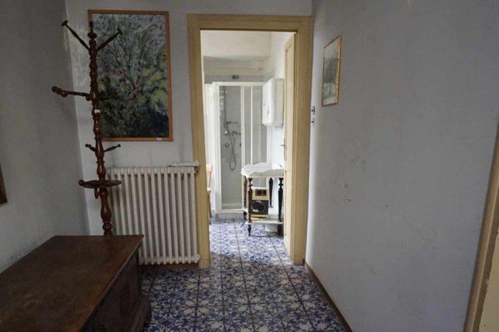 Innenansicht Räume Villa Soronzo