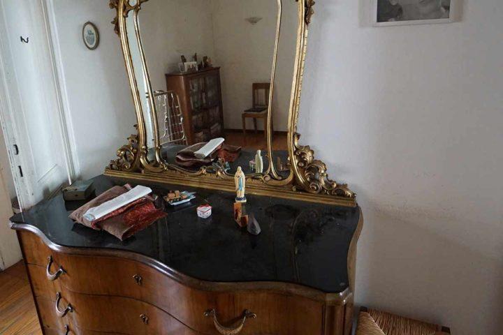 Details Innenräume Villa Soronzo